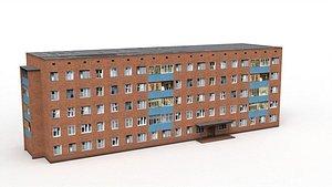 Russian hostel 3D
