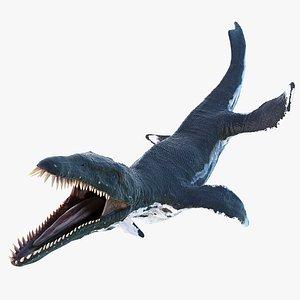 3D liopleurodon