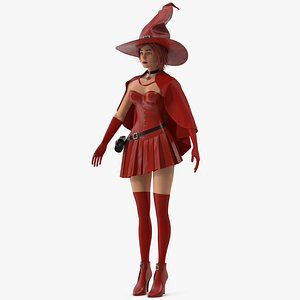 Witch 4 3D