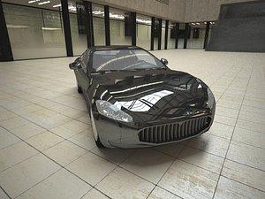 maserati 3D model