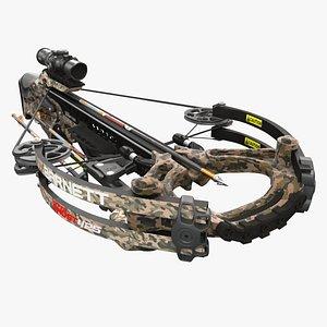 Barnette Hyperghost 425 Crossbow 3D model