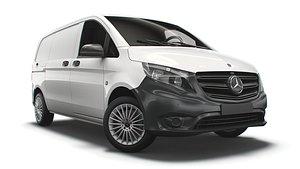 Mercedes Benz Vito Panel Van L1 2021 model