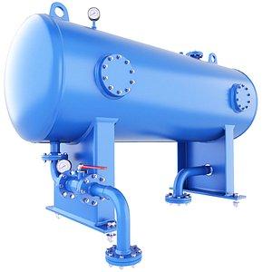 vessel pressure lng 3D model