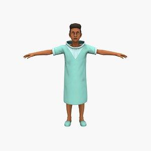 3D Milo Angel Boy