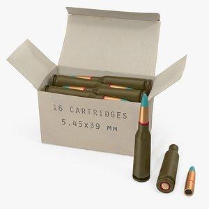 3D box 5 45x39mm intermediate