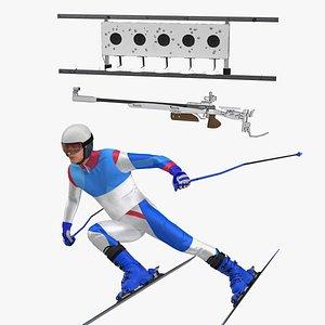 3D Biathlon Collection 2