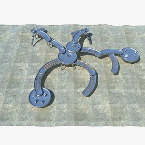 water playground play 3D