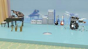 3D Band Version 2