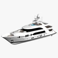 Ocean Alexander 120 Yacht