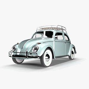 CLASSIC BEETLE 1966 model