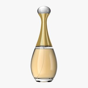 Dior Jadore Perfume model