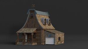 house rbd model