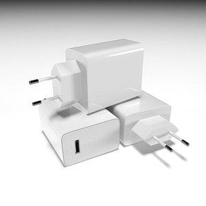 3D usb adapter