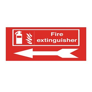 3D Fire Extinguisher Poster 02