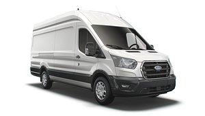 Ford Transit Van L4H3 Trend 2021