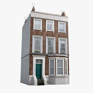 London  Townhouse 03 3D model