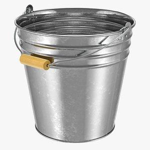 Galvanized Metal Bucket model