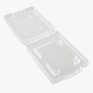 3D model case card sd
