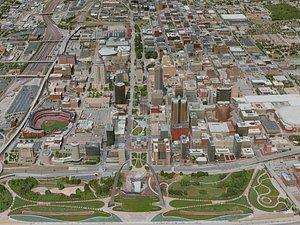 3D st louis city