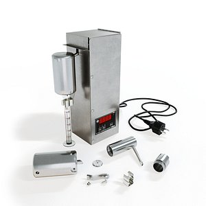 Controlled Heating Retort 10ml 3D