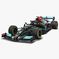 Mercedes F1 W12 2021 Formula 1