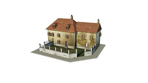 farm house 3D
