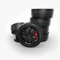Michelin Sport Car Tires