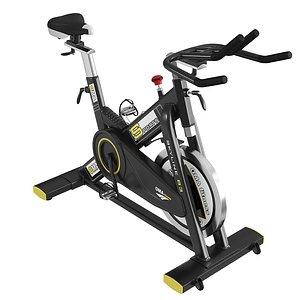 Spin Bike Eurofit S20 3D model