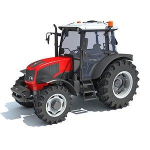 3D Ursus Tractor