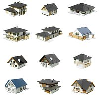 Collection of Houses V1