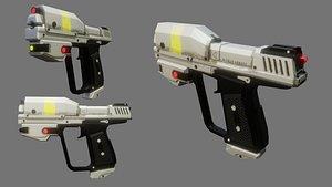 m6g pistol 3D