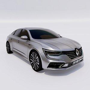 Renault Talisman 2021 3D model