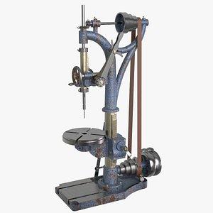 Camelback Drill Press model