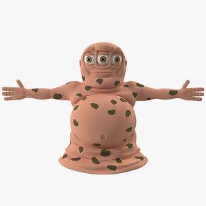 bade character 3D