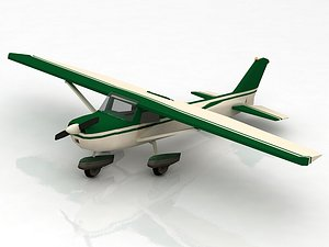 Cessna 172RG Cutlass V08 3D