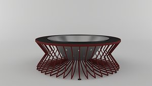 Fire basket model