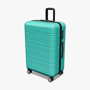 3D Hardside Spinner Travel Luggage Suitcase