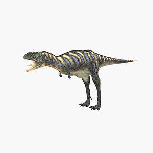 Aucasaurus 3D model