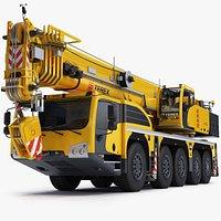 Terex Explorer 5500 Wheel Mobile Crane