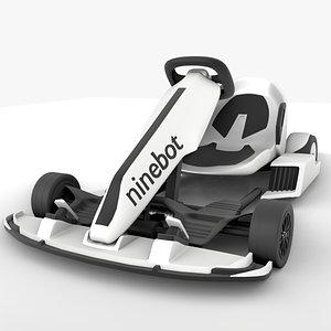 3D Ninebot Go-kart