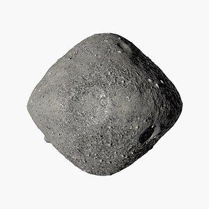 3D Asteroid Bennu