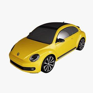 beetle 2012 model