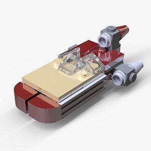 lego tslegosw 3D