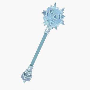 3D model Ice Mace