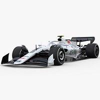F1 Concept car 2022
