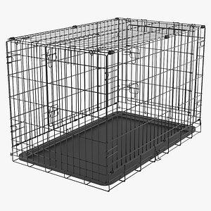 3D pet cage model