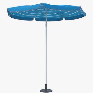 3D Umbrella model