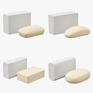 packaging soap 3D model
