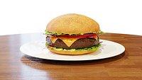 Hamburger - 3D Model - High Quality
