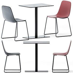 3D Table Sibi M by Ibebi